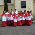 Diecezjalna pielgrzymka LSO do Rud 2014