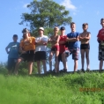 Spływ kajakowy 2014 - Wieprza